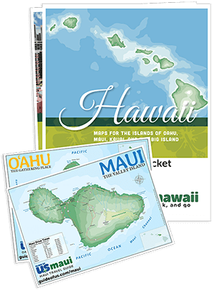 Hawaii Map Packet