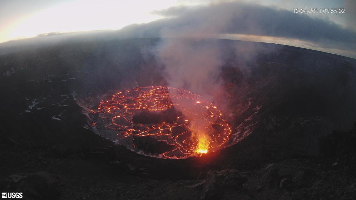 Kilauea After