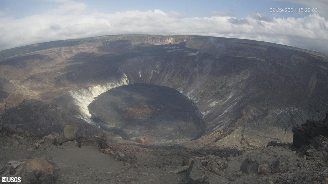Kilauea Before