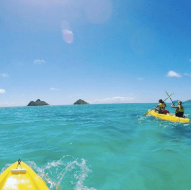Top Places to Kayak in Hawaii