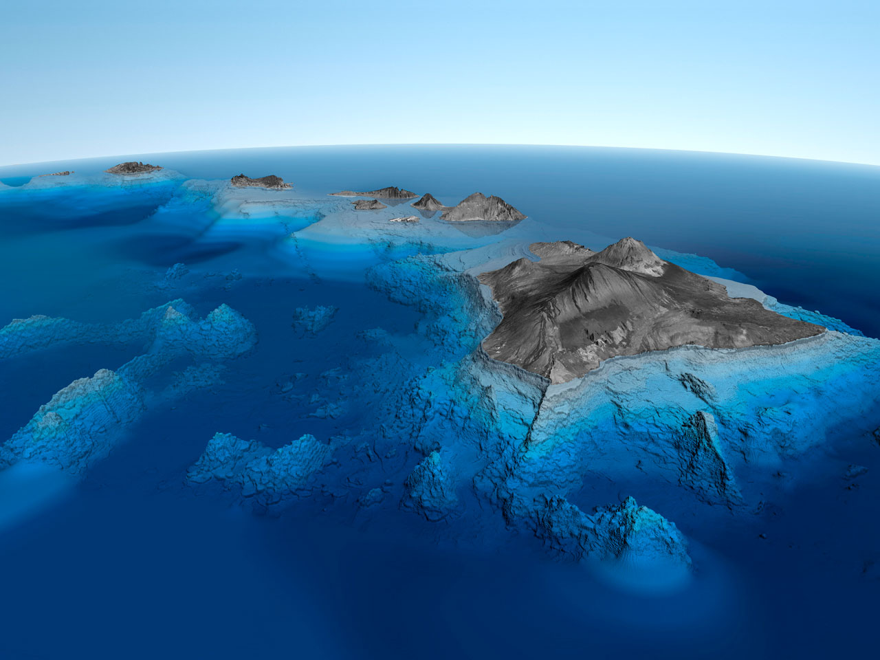 Hawaii Geology and Geography