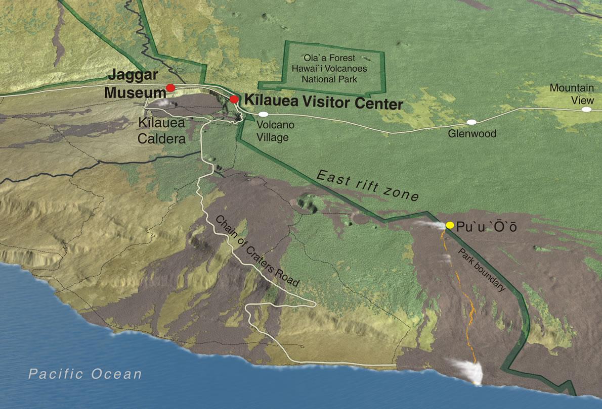 Hawaii Volcanoes National Park | Big Island Hawaii