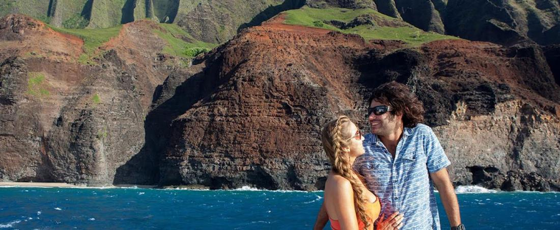 Book your NaPali Sunset Dinner Cruise today!