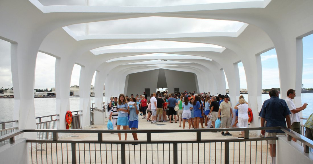 Touring Pearl Harbor is an Oahu must see and do.