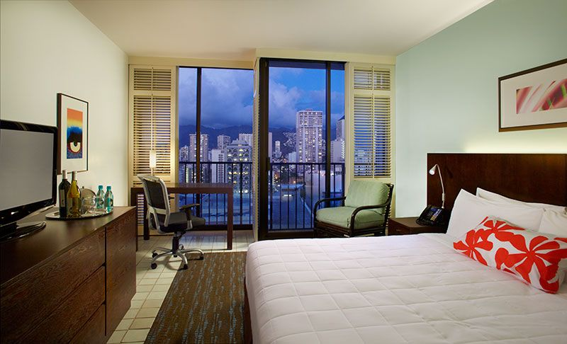 City View Rooms