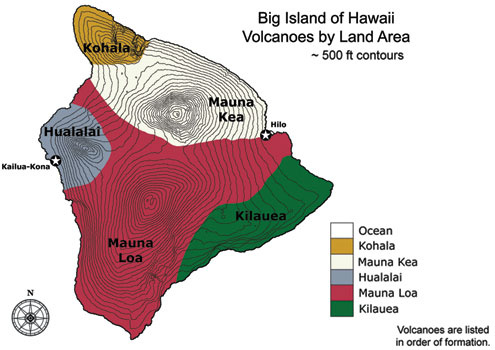 Hawaii Geology and Geography Image
