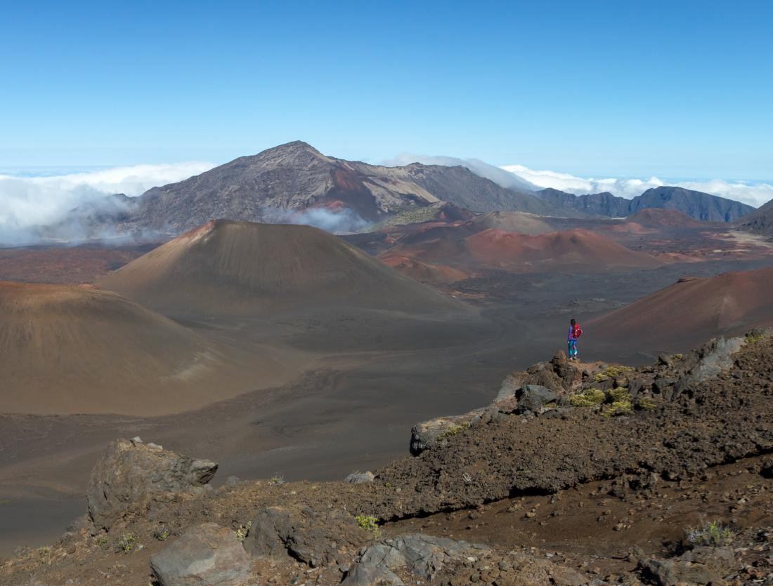Hiking the Haleakala Summit Trails is a Maui must do activity.
