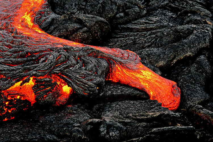 Big Island Lava Viewing Guide - Where is the lava located? Image