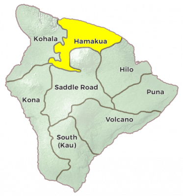 North Hamakua Region Image