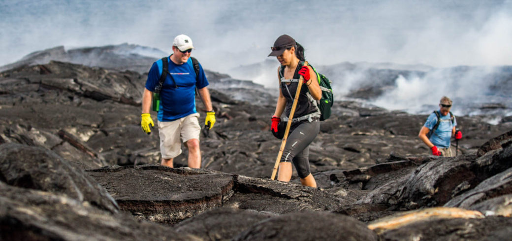 Hawaii Volcanoes National Park Image