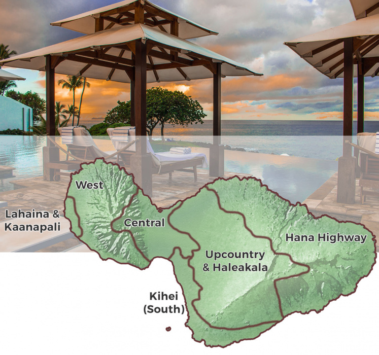 Where to Stay on Maui Image