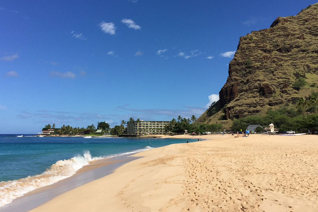 Best Surfing Locations in Oahu Image
