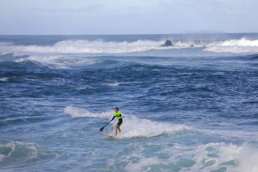 Best Stand Up Paddle Boarding Locations in Oahu Image