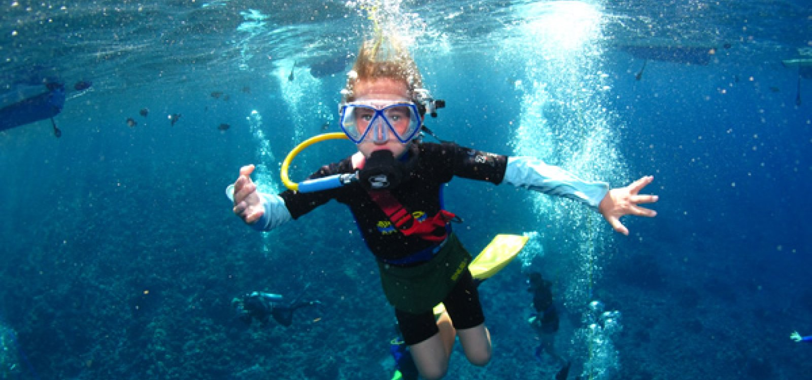 Molokini Snorkel adventure awaits you.