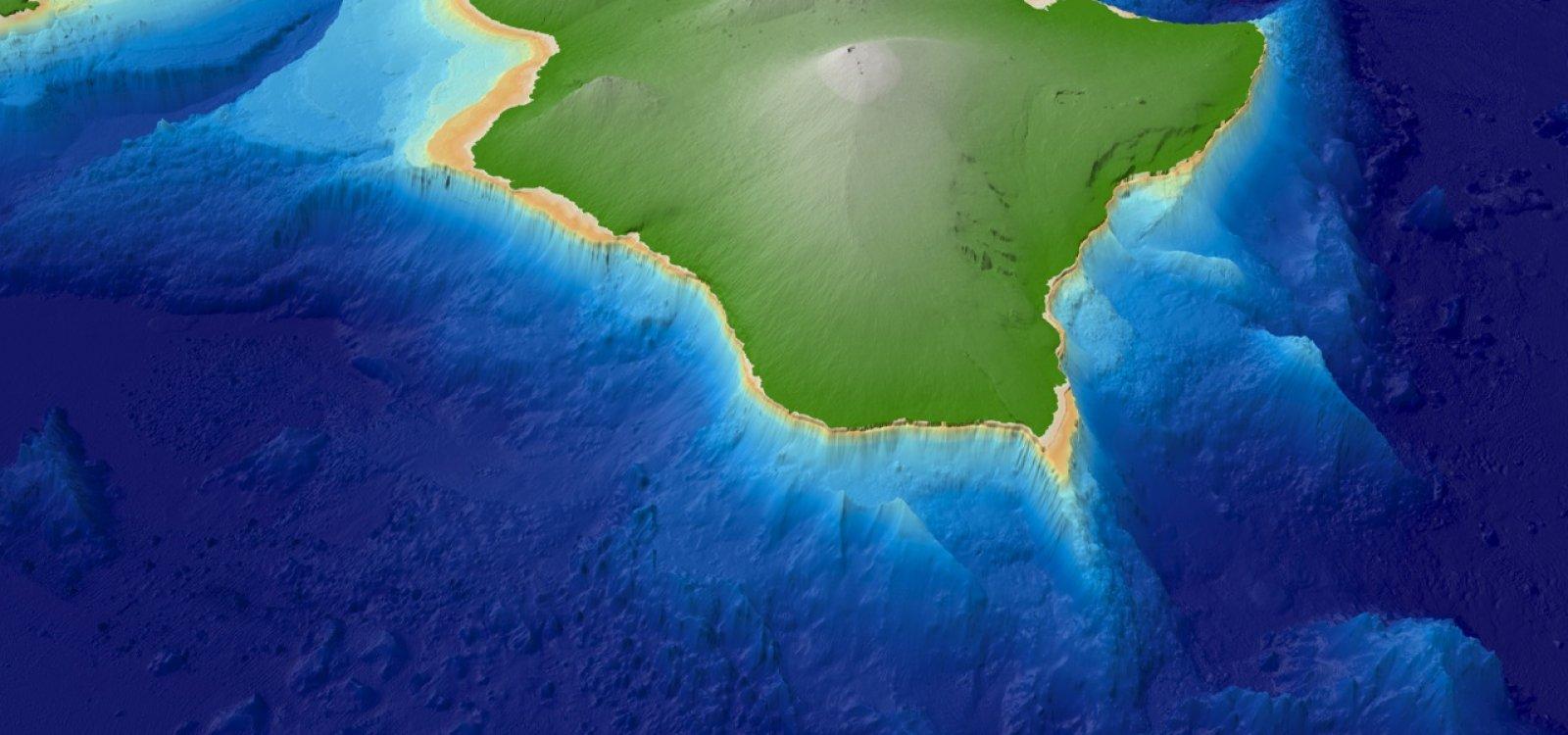 Hawaii Geology And Geography - Landforms in hawaii