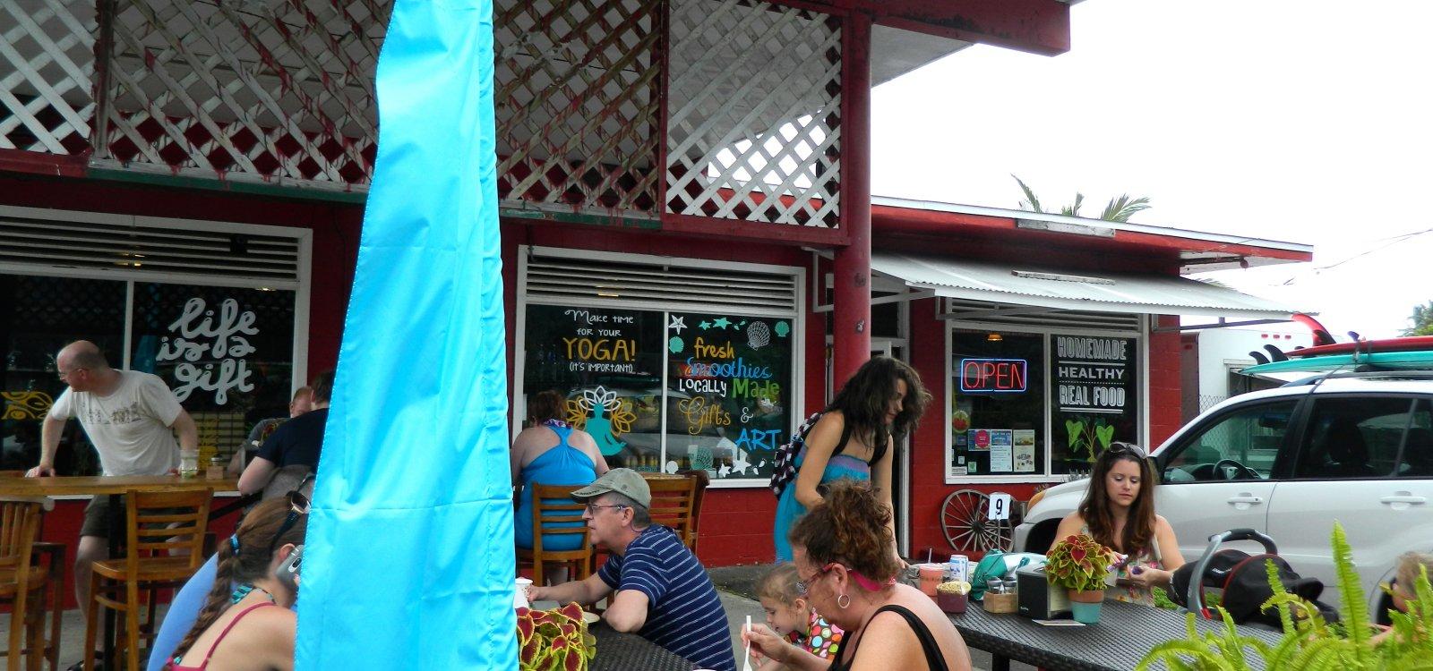 Sweet Home Waimanalo Cafe Market Oahu Hawaii