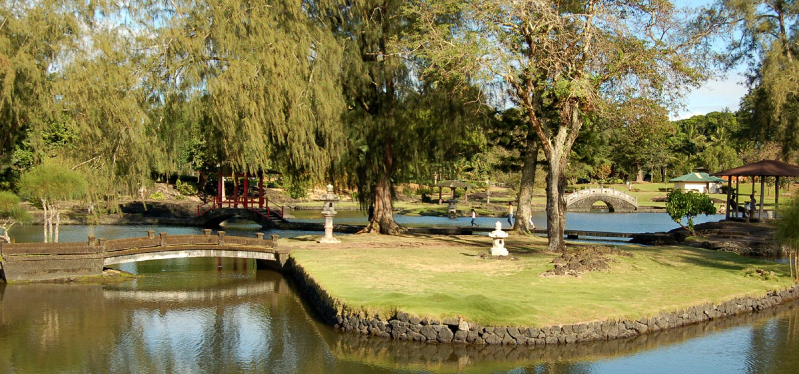 Liliuokalani Park and Gardens | Big Island Hawaii