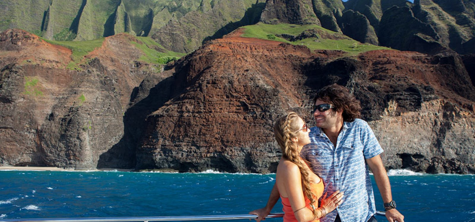 niihau & napali coast boat tour | kauai hawaii