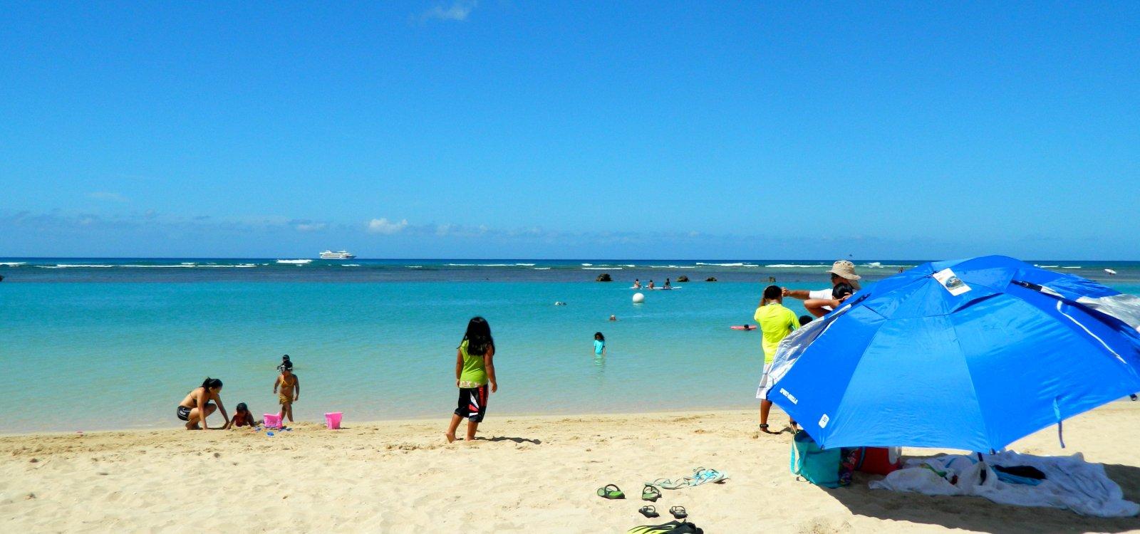 Ala Moana Beach Park Photo Gallery