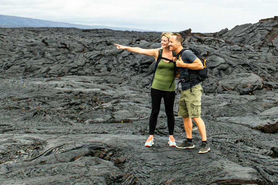 Volcano Big Island Sights Guide Image