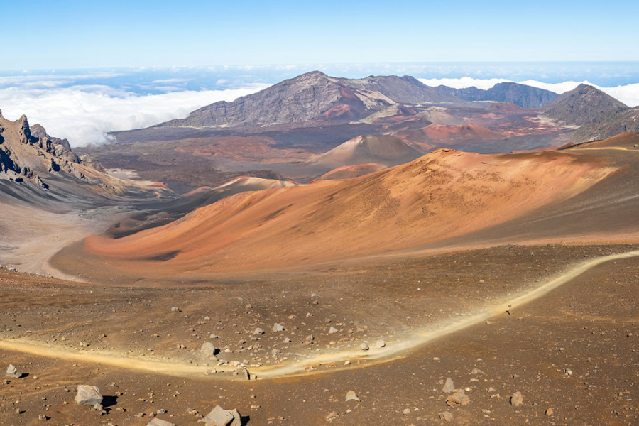 Upcountry Maui & Haleakala Hiking Guide Image