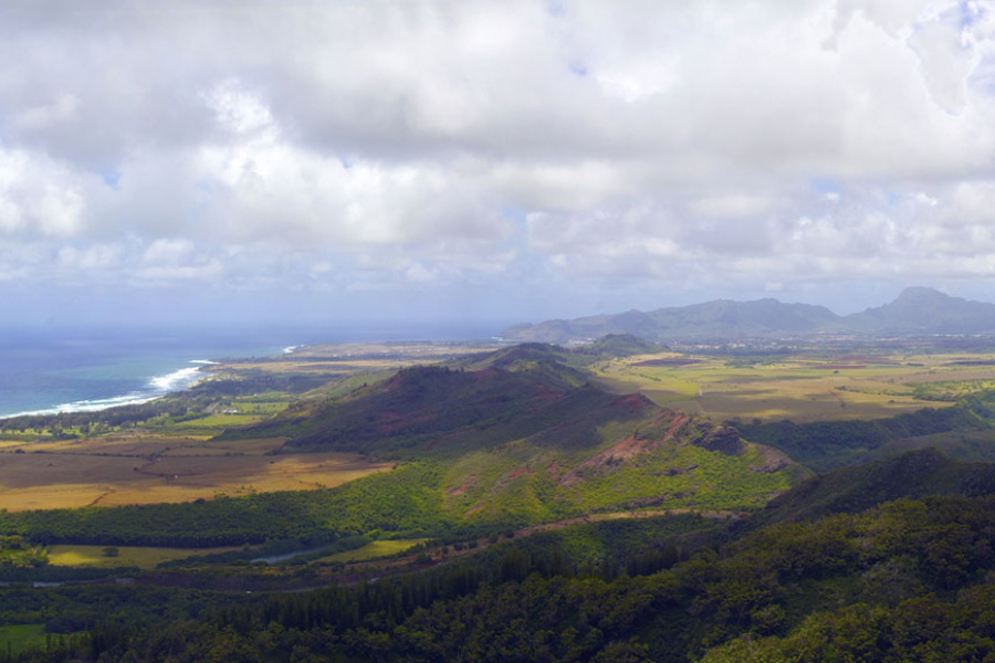 East Kauai Region Image