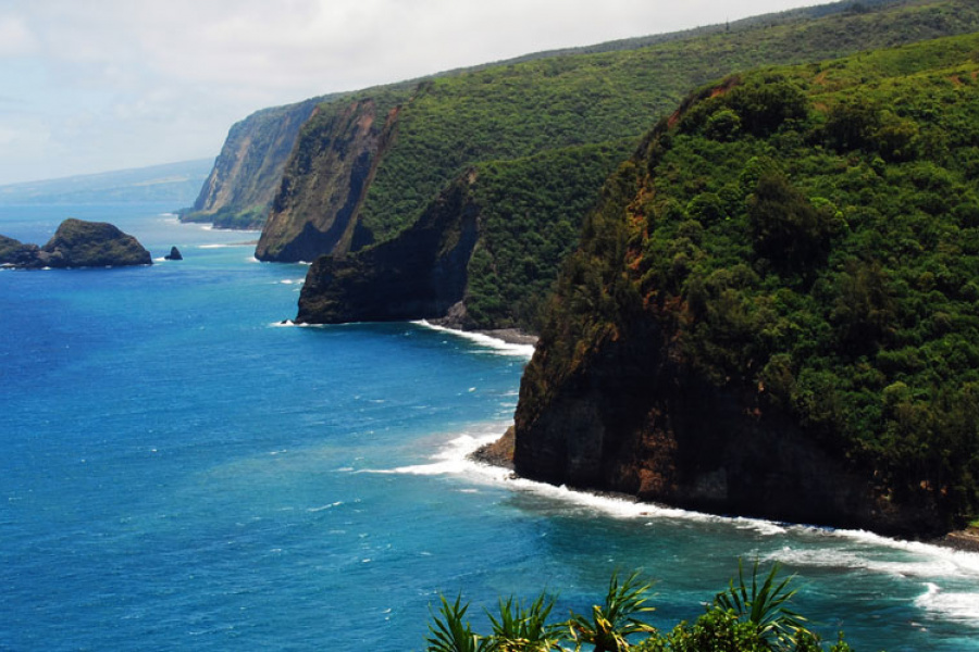 Pololu Valley Overlook Image