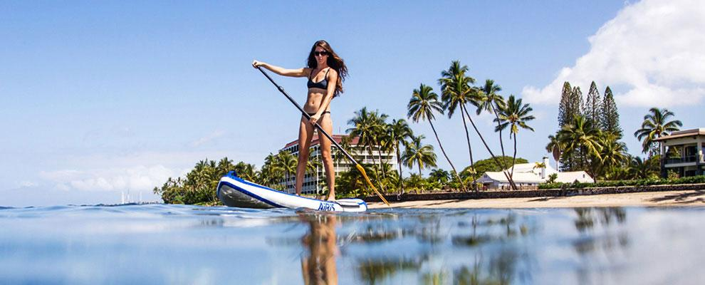 Island Surfboard Rentals- Stand Up Paddle Board Rentals