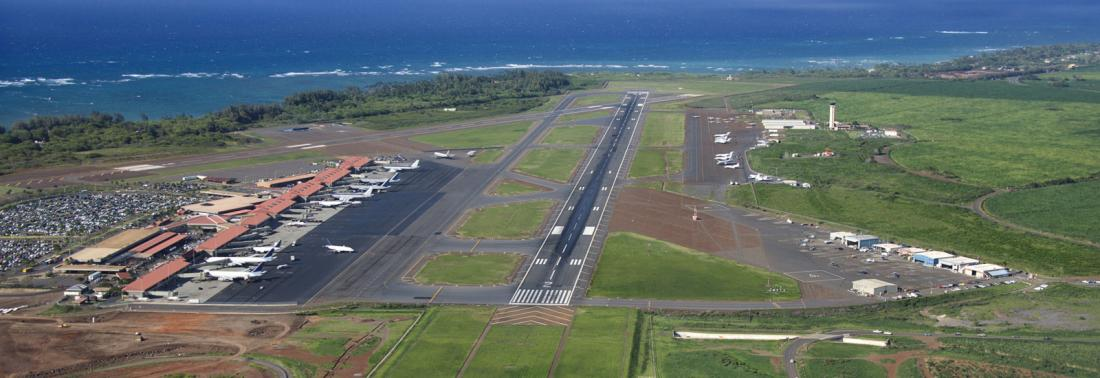 Airports In Maui Hawaii Map.Kahului Airport On Maui Ogg Maui Hawaii