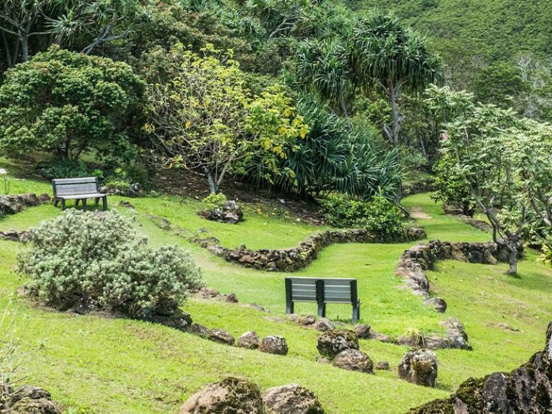 Limahuli Garden Preserve Kauai Hawaii