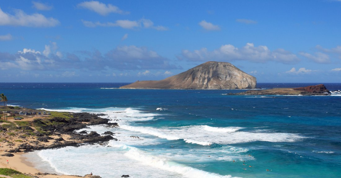 View from Makapuu Lookout