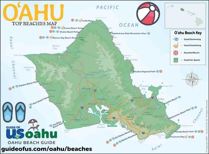 Oahu Beach Guide 10 Best Beaches On Oahu