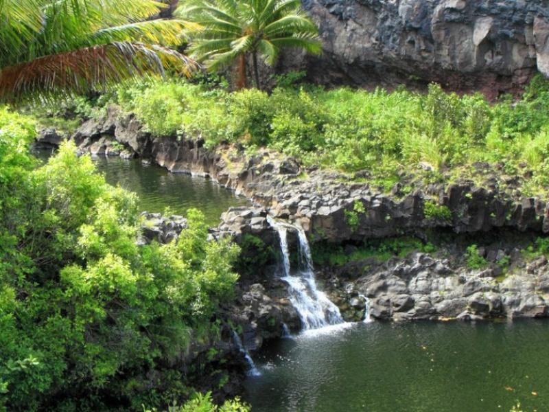 Oheo Gulch Kipahulu Maui Hawaii