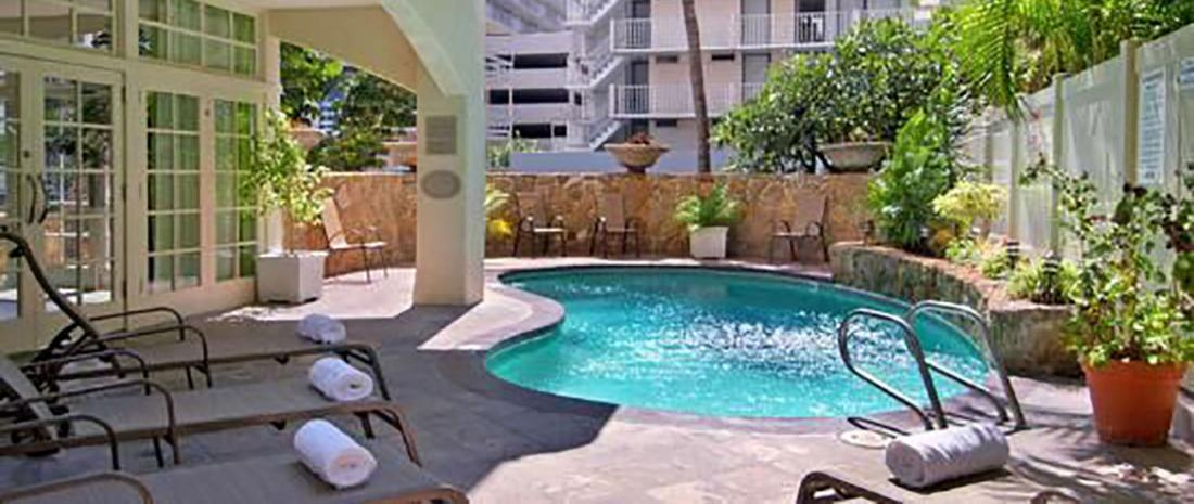 Enjoy an afternoon by the Coconut Waikiki