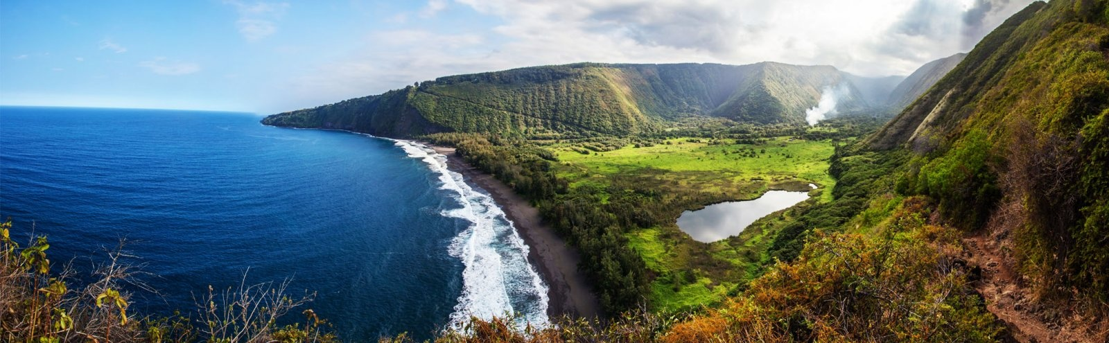 Waipio Valley - Big Island