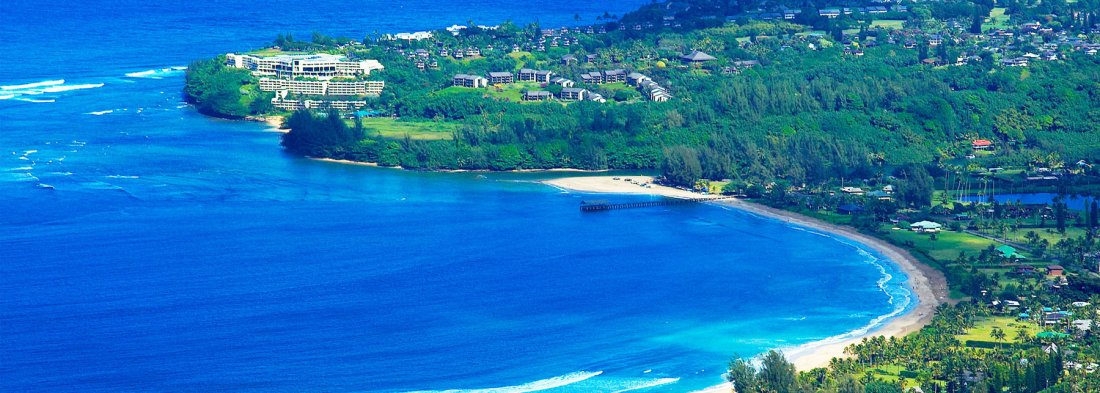 Kauai is home to many beautiful places to stay.