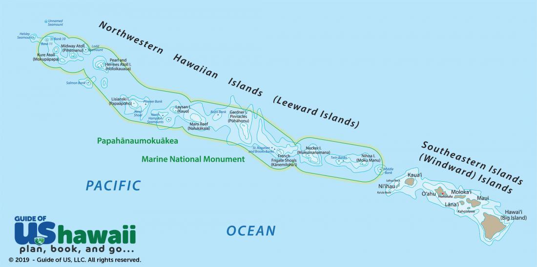 Hawaii Geology and Geography