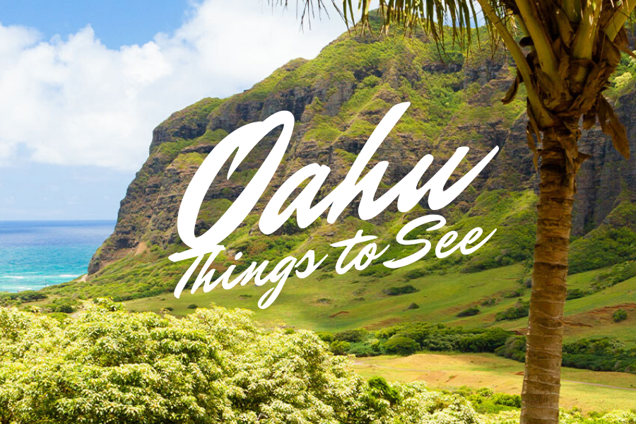 Things to See on Oahu Image