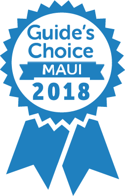 2018 Guide's Choice Awards for Maui Lodging