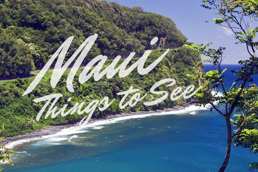 Things to See on Maui Image