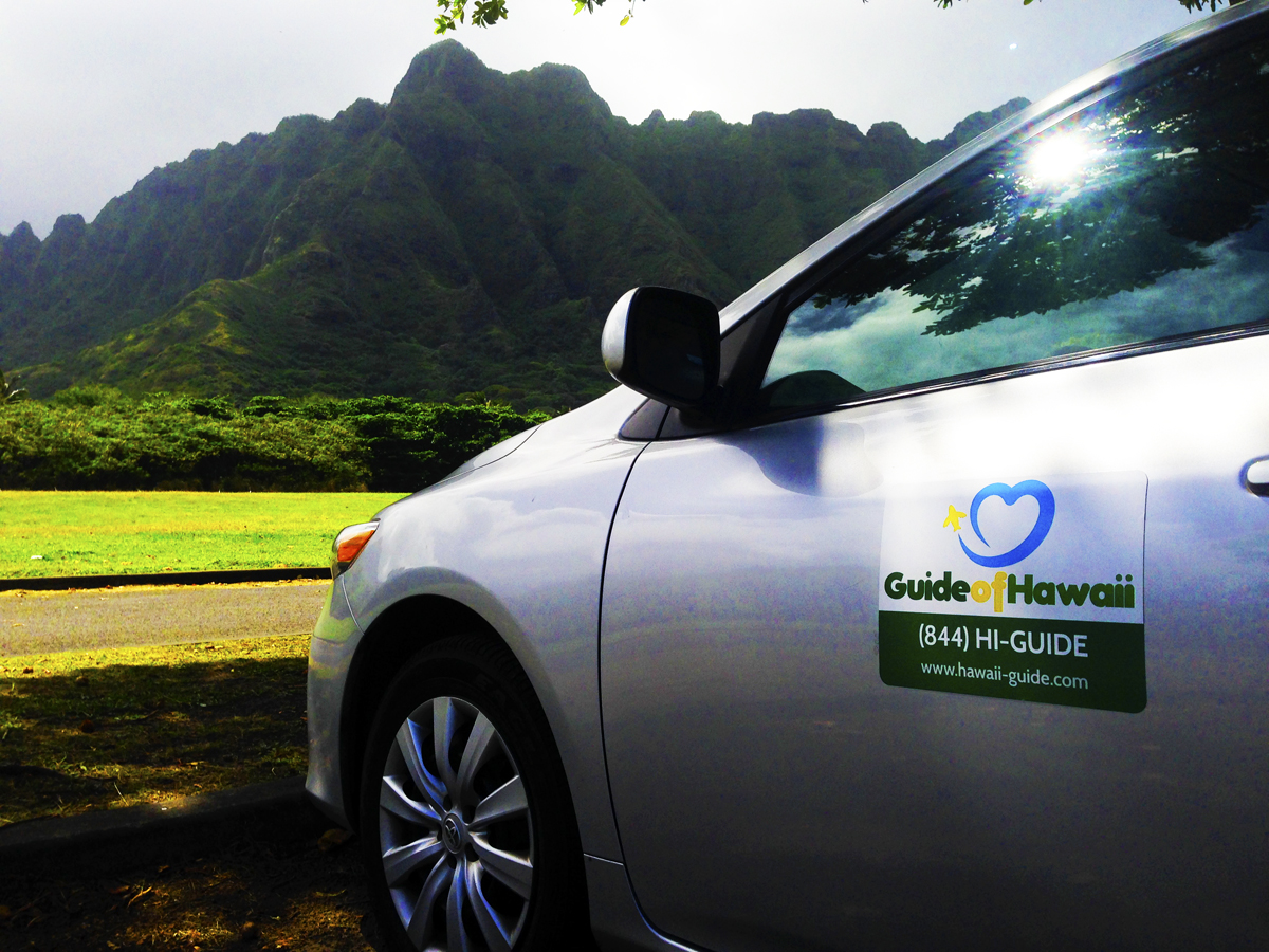 Cheap Rental Car On Kauai